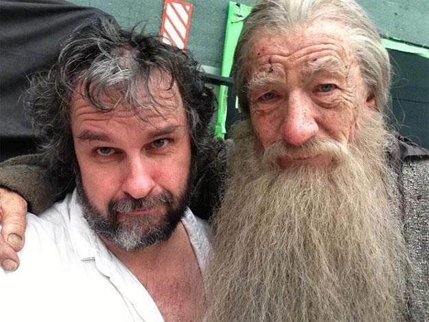 """Ian McKellen termina su rodaje para la adaptación de """"El Hobbit"""""""