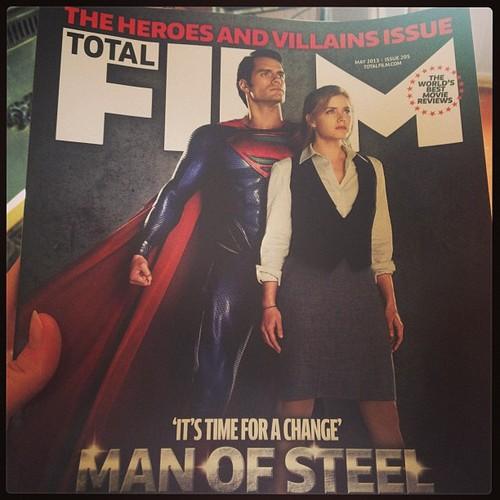 La portada de la futura Total Film