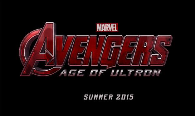 Logo oficial de Avengers: Age of Ultron