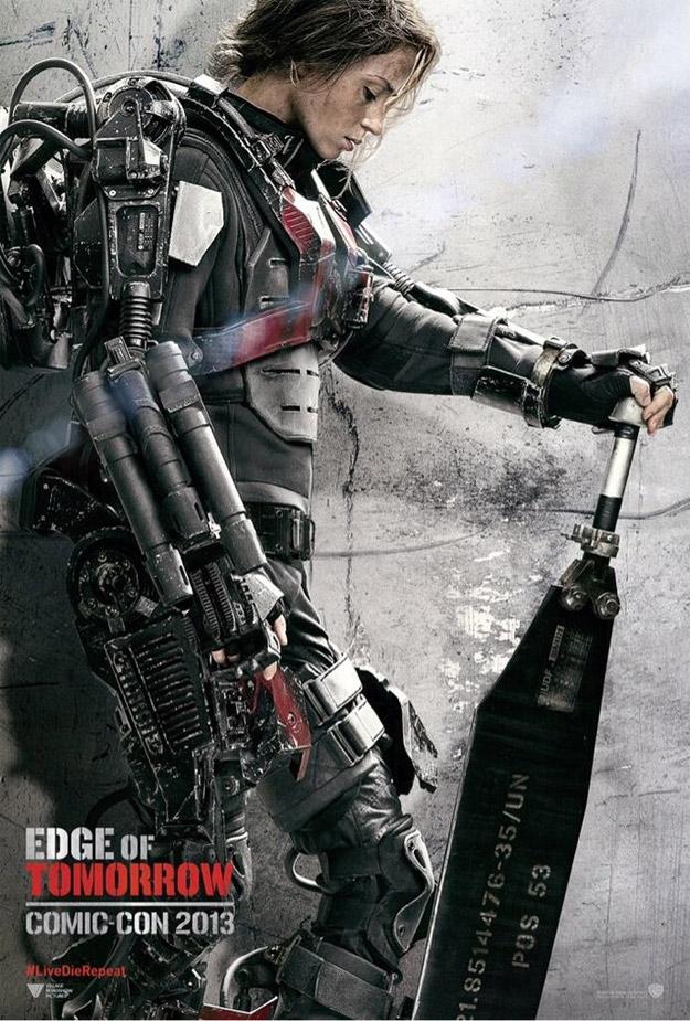 Un nuevo cartel de Edge of Tomorrow