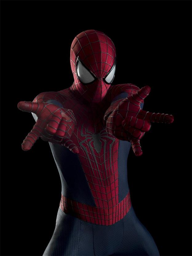 El nuevo traje de tu amigo Spider-Man