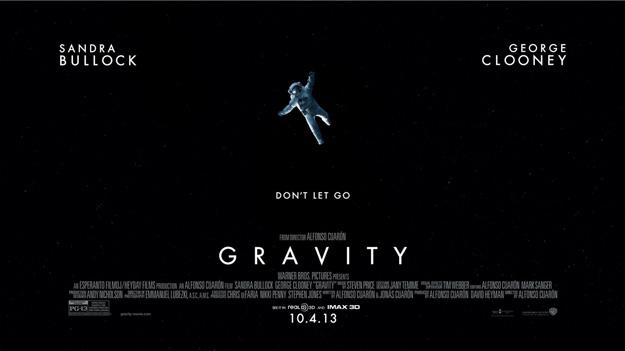 Un nuevo cartel de Gravity