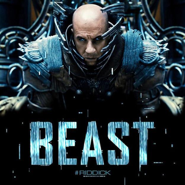 ¿Veremos a Riddick como rey de los Necromongers? Pues puede que si