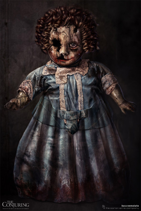 Concept art de Expediente Warren: the conjuring