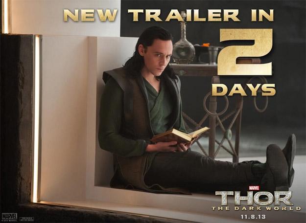 Ya falta menos para el nuevo trailer de Thor: el mundo oscuro