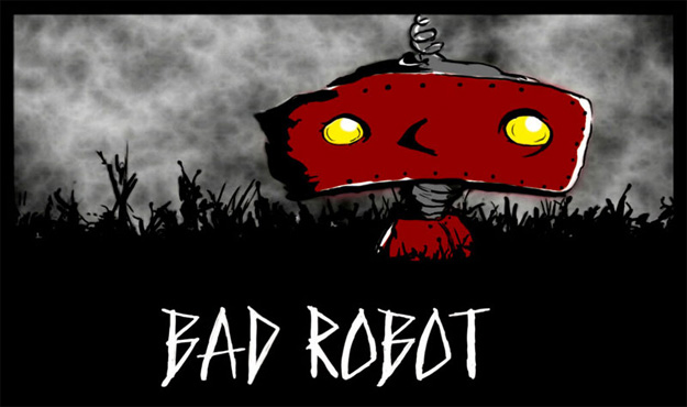 El logo de Bad Robot... mola tanto como lo que toca este señor