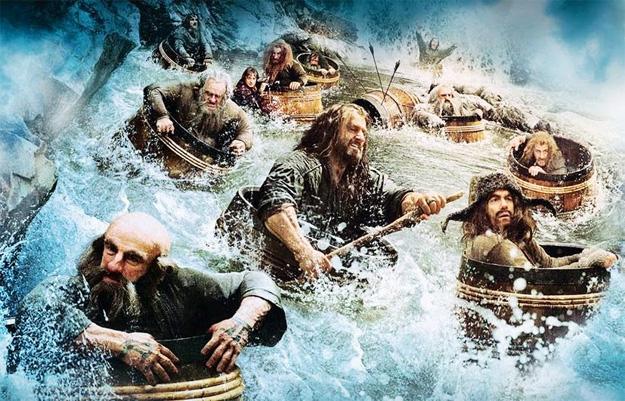 Material promocional de El Hobbit: La Desolación de Smaug