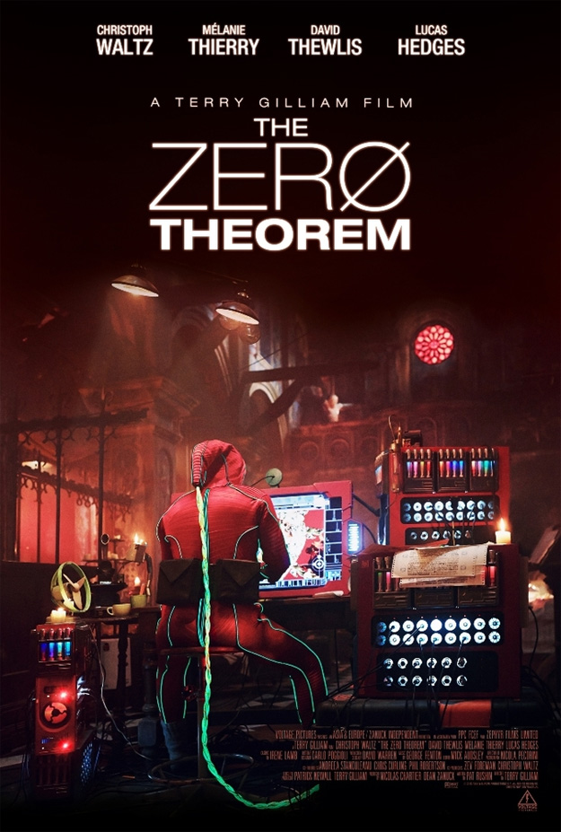 El primer cartel de The Zero Theorem