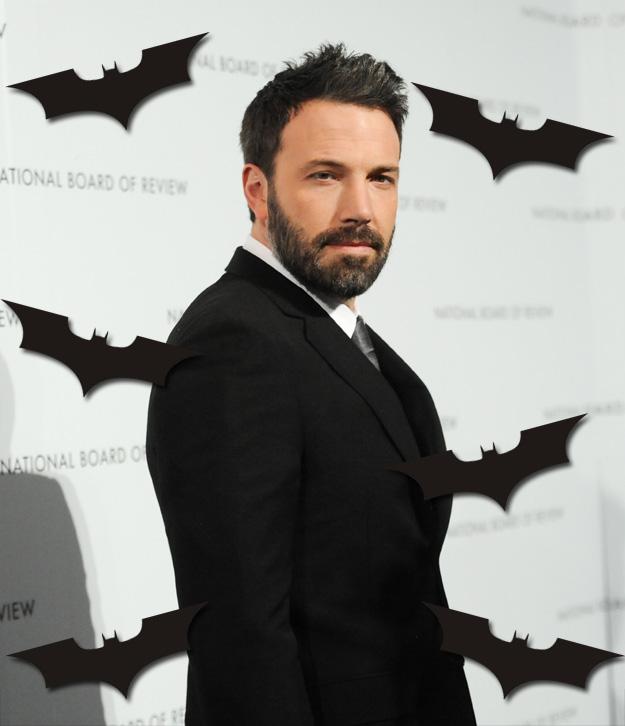Saludemos a Bruce Wayne, el nuevo Ben Affleck!