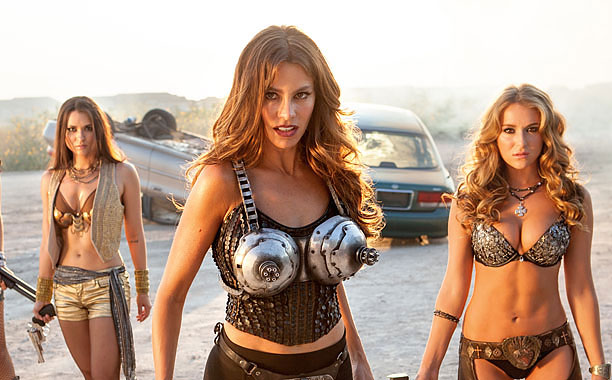 Mujeres inclasificables en Machete Kills