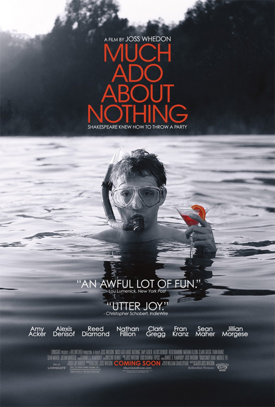 Cartel de Much Ado About Nothing
