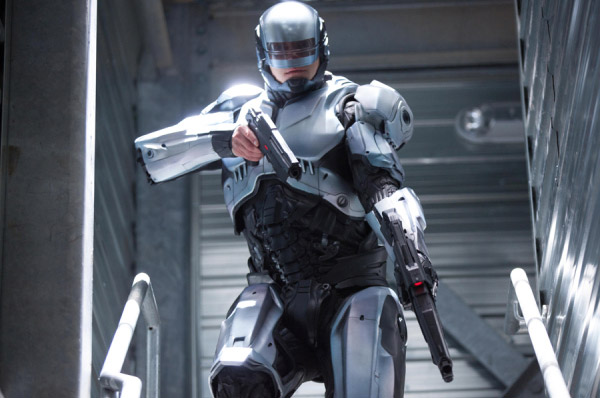 Una nueva imagen de RoboCop
