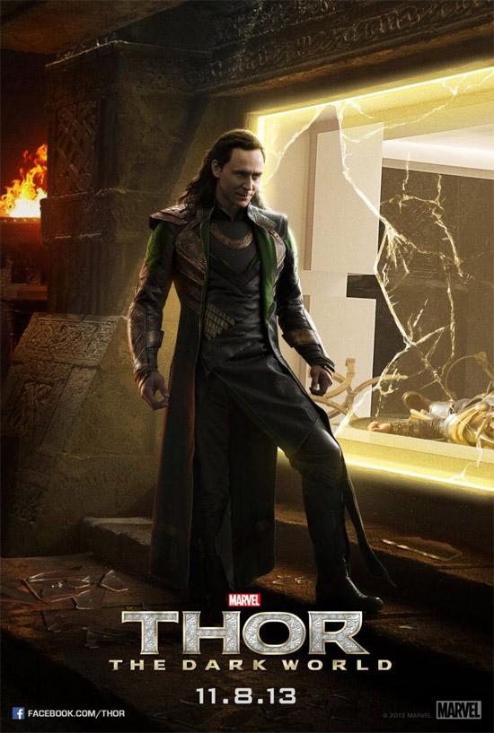 Otro cartel más, y van mil, de Thor: el mundo oscuro