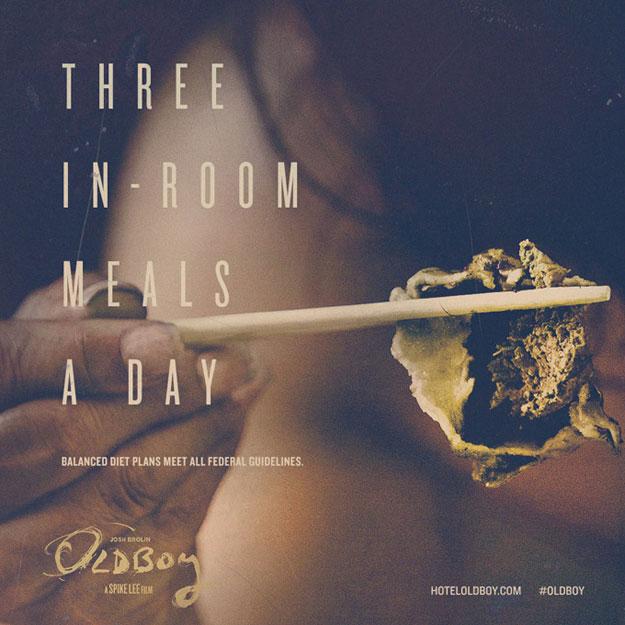Tres comidas al día