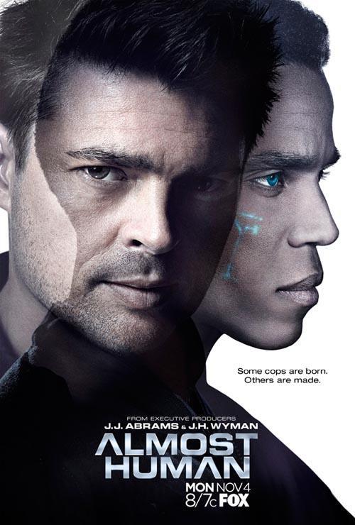 """Un nuevo cartel de """"Almost Human"""""""