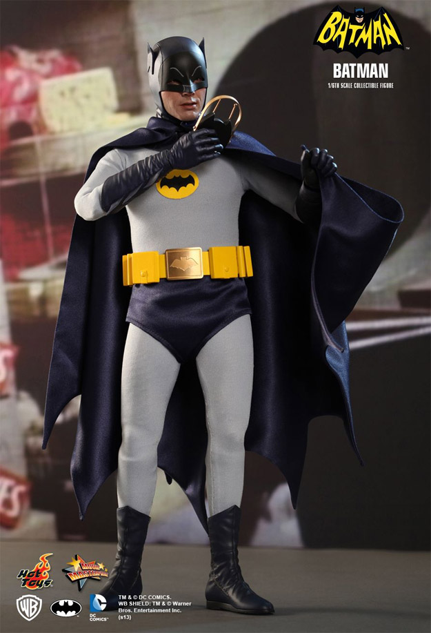 DC Comics Collectibles Batman (1966 Film)
