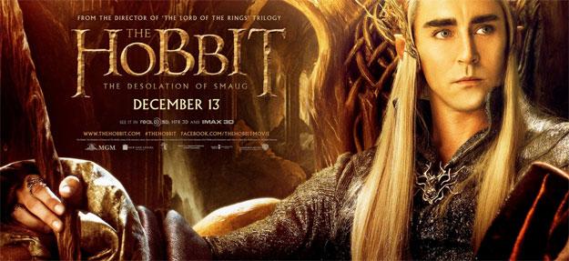 Un nuevo banner de El Hobbit: La Desolación de Smaug dedicado a Thranduil