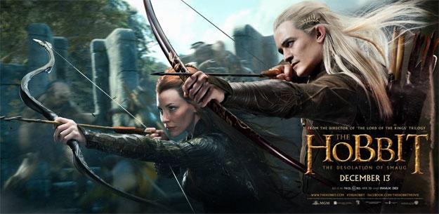 Un nuevo banner de El Hobbit: La Desolación de Smaug dedicado a Bardo