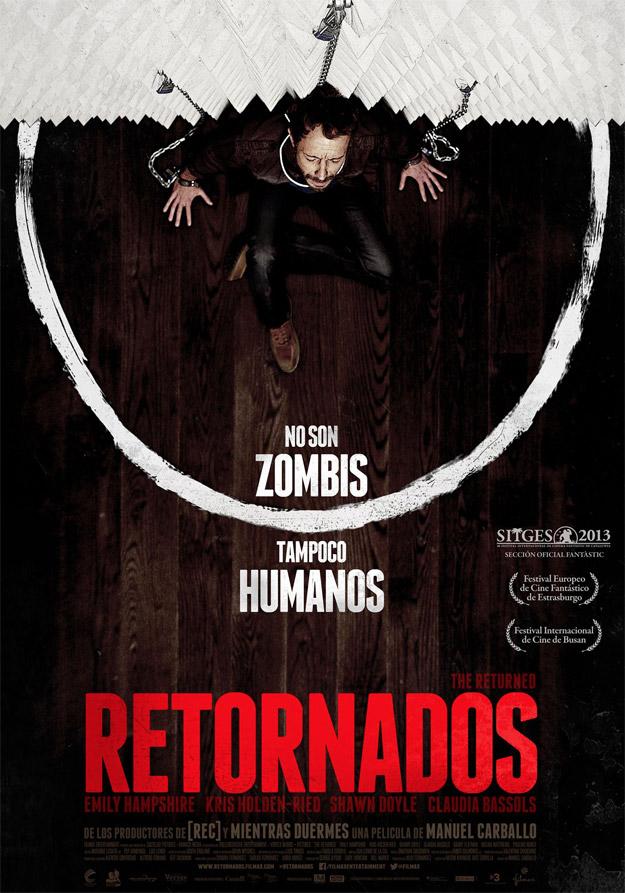 El nuevo cartel de Retornados de Manuel Carballo