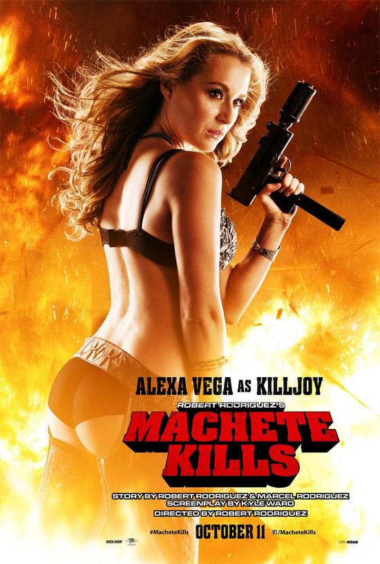 Alexa Vega, quien te ha visto y quien te ve