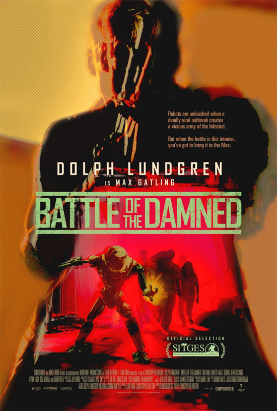 Battle of the Damned con Dolph Lundgren será material de Sitges 2013