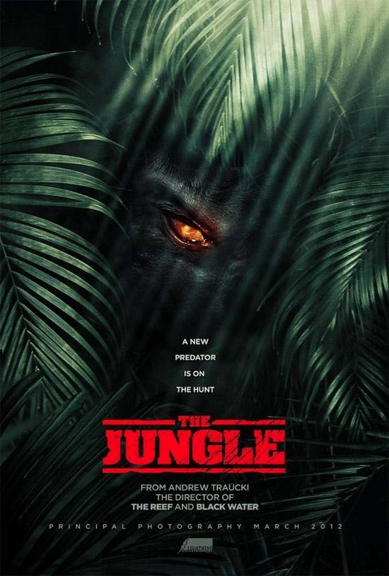 Cartel de The Jungle