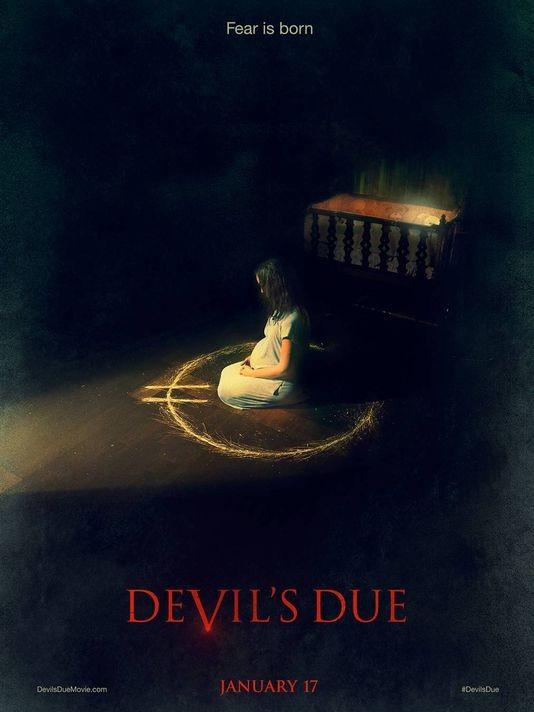 El primer cartel de Devil's Due