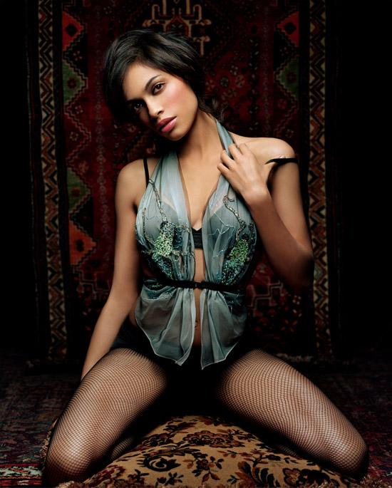 Rosario Dawson... ¿perfección?