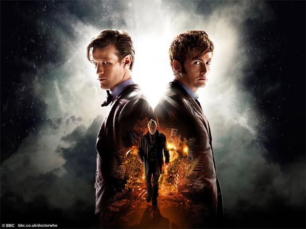 """Una imagen de este especial de """"Doctor Who"""""""