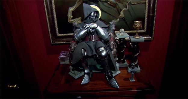 Victor Von Doom a.k.a. Doctor Doom