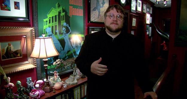 Guillermo del Toro, el señor de la casa y de las ilusiones