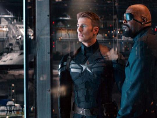 Una nueva imagen de Capitán América: el Soldado de Invierno