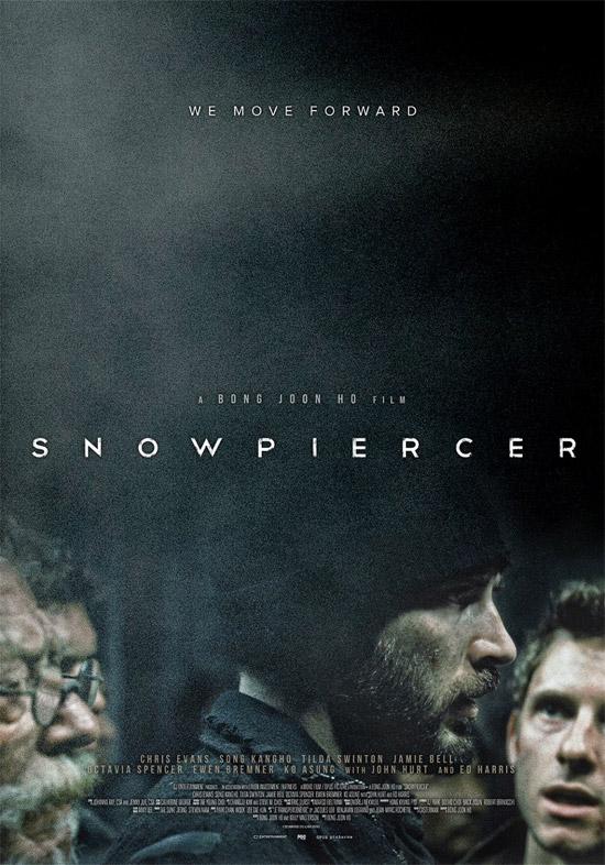 Un nuevo cartel de Snowpiercer