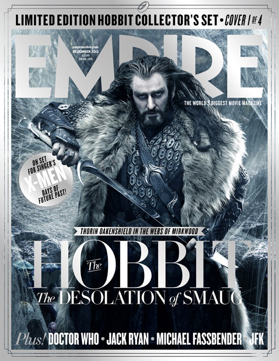 Una de las portadas especiales de Empire