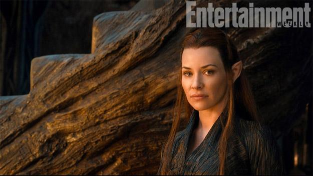 Un par de imágenes de El Hobbit: La Desolación de Smaug