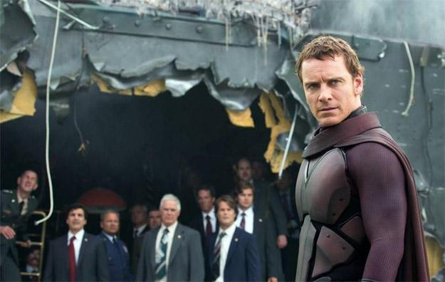 Saludad al nuevo Magneto