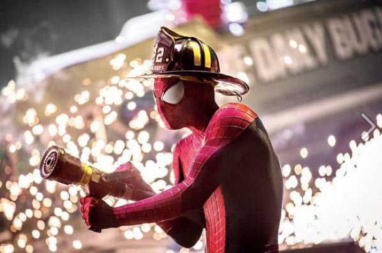 Nueva imagen de The Amazing Spider-Man 2