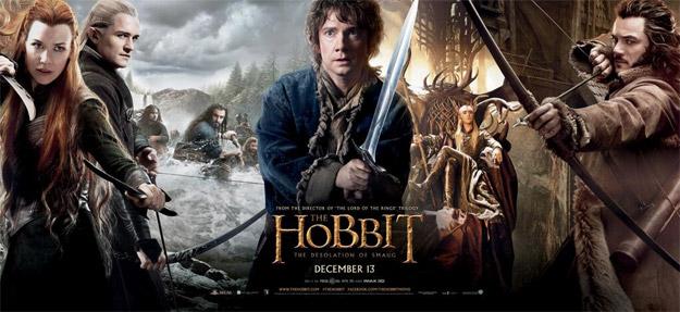 Y otro cartel más de El Hobbit: La Desolación de Smaug
