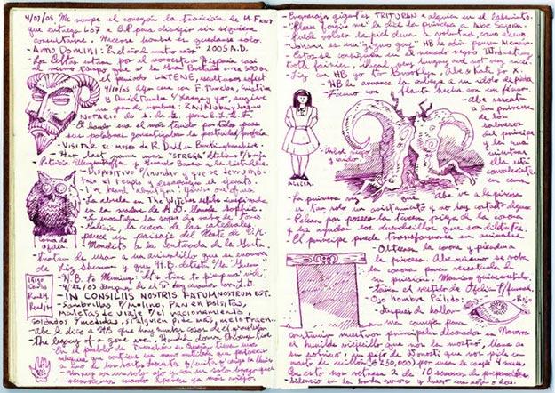Detalle de Guillermo del Toro: Cabinet of Curiosities