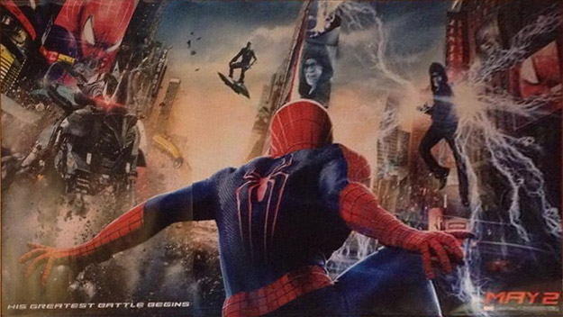 ¿The Amazing Spider-Man 2 vs. los tres primeros siniestros?