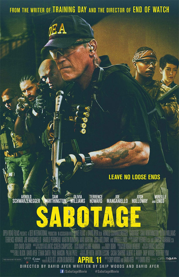 Cartel de Sabotage