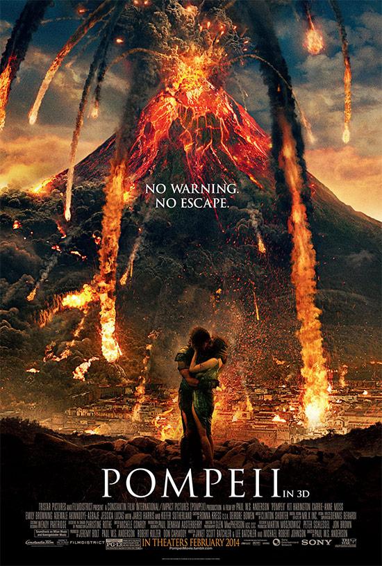 El cartel final de Pompeya es... suficiente