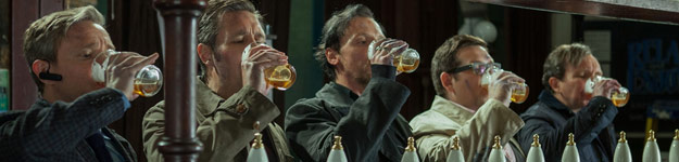 Bienvenidos al fin del mundo (The World's End, 2013) de Edgar Wright