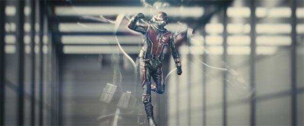Detalle en calidad de la prueba de Edgar Wright para Ant-Man
