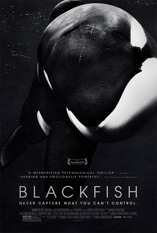 Cartel de Blackfish