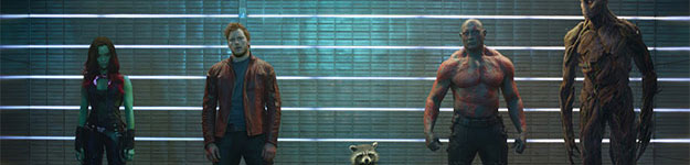 Guardians of the Galaxy (2014) de James Gunn