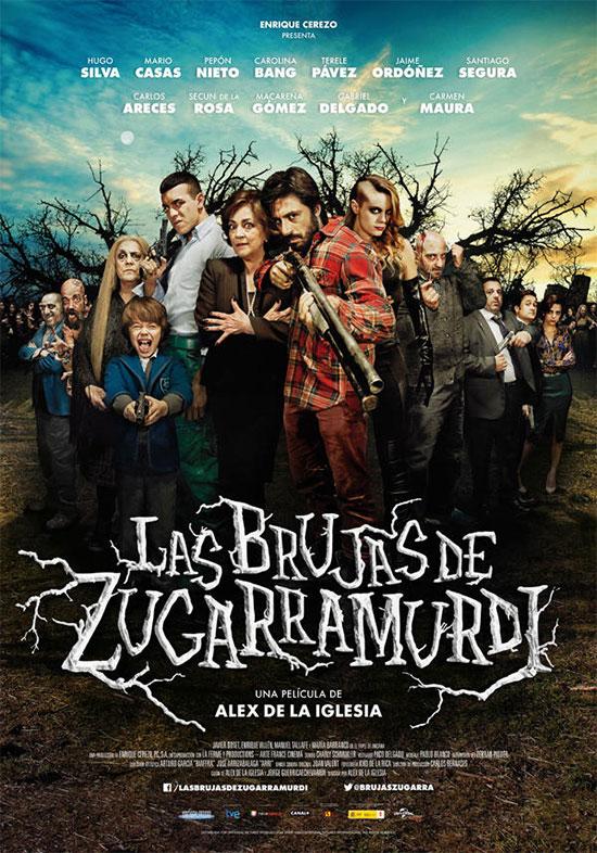 Cartel final de Las brujas de Zugarramurdi