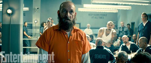 Ben Kingsley AKA Trevor Slattery AKA ¿El Mandarín?