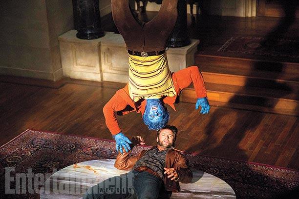 Bestia y Logan
