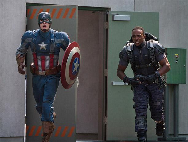 Una nueva imagen de Capitán América: el Soldado de Invierno salida de LA Times